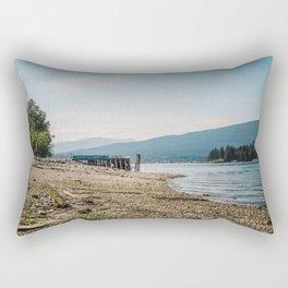 Marine Park Rectangular Pillow