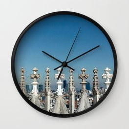 The Old and The new Wall Clock