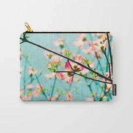 Aqua Spring Carry-All Pouch