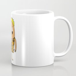 Stone-Age-Man Egg Coffee Mug