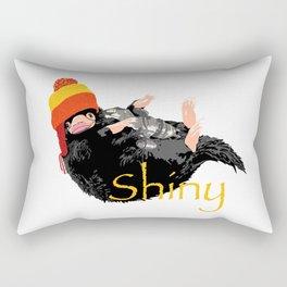 Shiny Rectangular Pillow