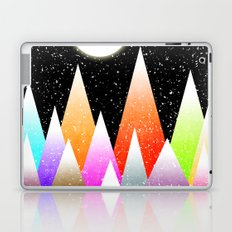 Snow Night Laptop & iPad Skin