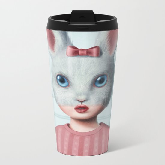 The lonely party Metal Travel Mug