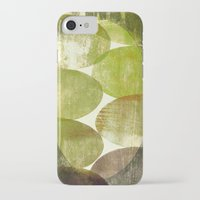 beth hoeckel iPhone & iPod Cases featuring Beth by FYLLAYTA, surface design,Tina Olsson
