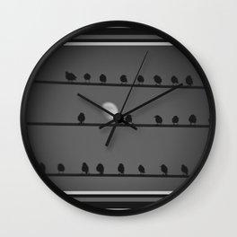 244   austin Wall Clock