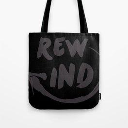 Rewind Tote Bag