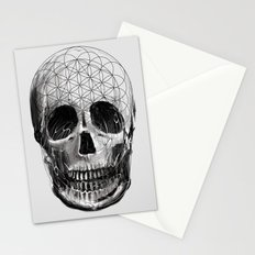 Sacred Skull Stationery Cards