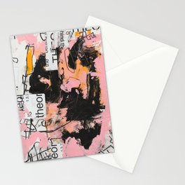 theory behind theory is theory Stationery Cards