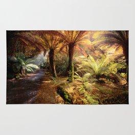 Golden Forest Rug