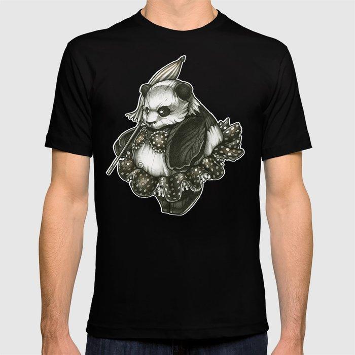 Panda's Day Off T-shirt