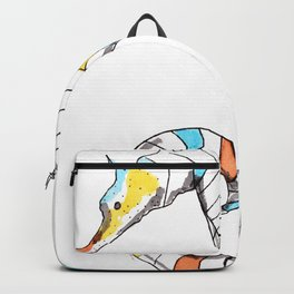 Seahorse Serendipity Backpack
