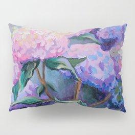 Cape Hydrangeas Pillow Sham