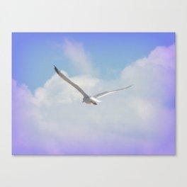 Free As A Bird Canvas Print