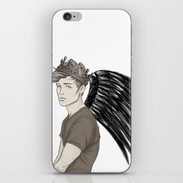The Raven King iPhone Skin