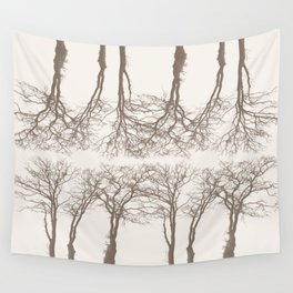 Trees 2 Wall Tapestry