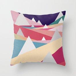 Landscape! Throw Pillow