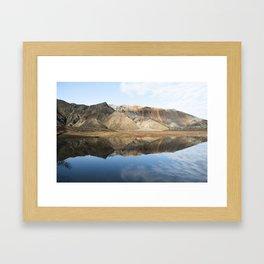 Highlands III Framed Art Print