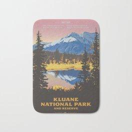 Kluane National Park and Reserve Bath Mat