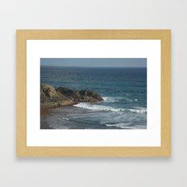 Kuta Beach Lombok Framed Art Print