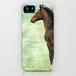 Bred for Beauty lt iPhone Case