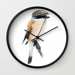 Mr. Shrike Wall Clock
