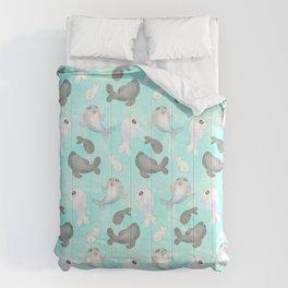 Seal Friends Comforters