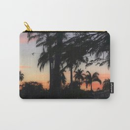 Shadow Palms Carry-All Pouch