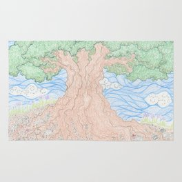 Roots and Leaves Rug