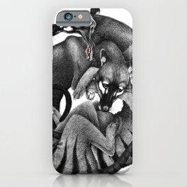 Thylacines iPhone Case