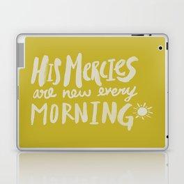 Mercy Morning x Mustard Laptop & iPad Skin