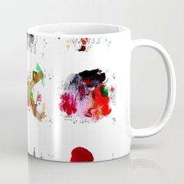 9 abstract rituals Coffee Mug