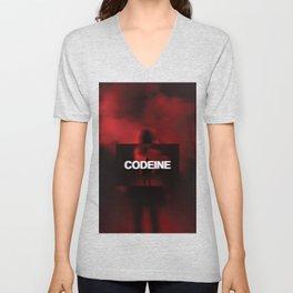 codeine Unisex V-Neck