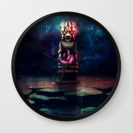 Who is That Girl I See? Wall Clock
