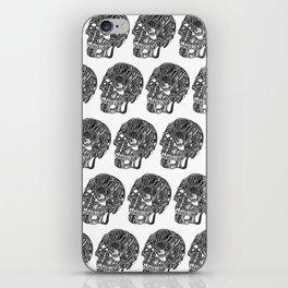 Skullduggery iPhone Skin