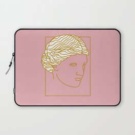 Aphrodite Face Laptop Sleeve
