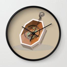 Half-Blood Prince Wall Clock