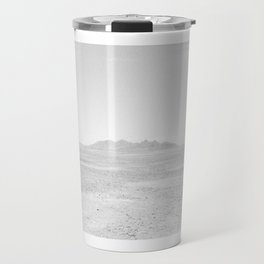 Great Salt Lake Bed w/ Antelope Island Travel Mug