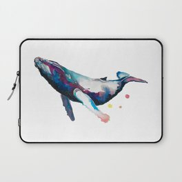 Humpback Whale Laptop Sleeve