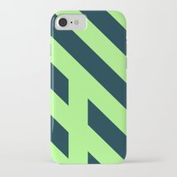 code iPhone & iPod Cases featuring Code by Angus Geidesz