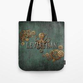 Leviathan - steampunk Tote Bag