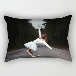 Ballerina Project XIII Rectangular Pillow