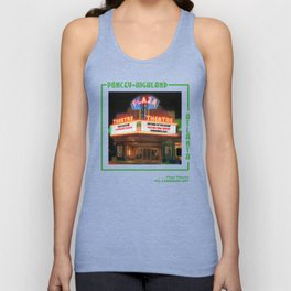 Plaza Theatre Unisex Tank Top