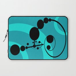 Bubble Man Laptop Sleeve