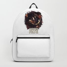 TWISTED FATE - League of Legends Backpack