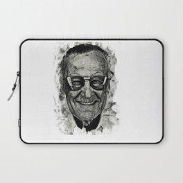 Stan Lee 02 Laptop Sleeve