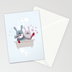 Conejitos / Bunnies Stationery Cards
