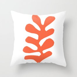 Henri Matisse, Papiers Découpés (Cut Out Papers) 1952 Artwork Throw Pillow