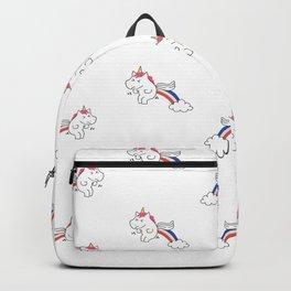 Pooping Unicorns Backpack