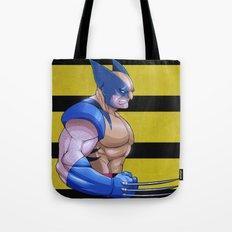 Snikt Tote Bag