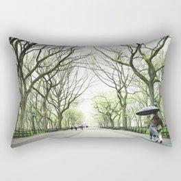 New York City Romance Rectangular Pillow